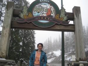 Banff溫泉之行