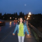 旅遊景點之夜-損壞相機之夜